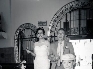 El matrimonio de Silvia y Eduardo 1