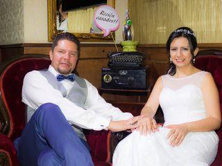 El matrimonio de Silvia y Eduardo