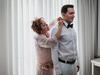 El matrimonio de Yuli y Daniel 1