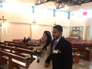 El matrimonio de Leidy Lorena  y Jean Paul  1