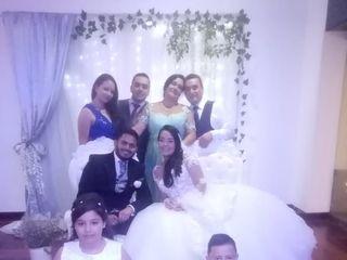 El matrimonio de Leidy Lorena  y Jean Paul  2