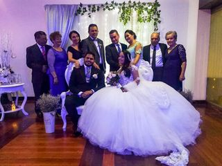 El matrimonio de Leidy Lorena  y Jean Paul