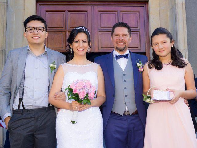 El matrimonio de Eduardo y Silvia en Bogotá, Bogotá DC 5
