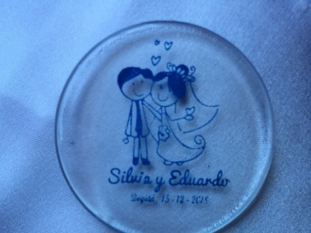 El matrimonio de Eduardo y Silvia en Bogotá, Bogotá DC 24