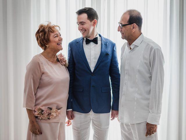 El matrimonio de Daniel y Yuli en Barranquilla, Atlántico 8