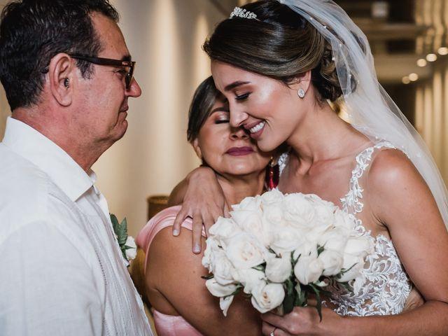 El matrimonio de Daniel y Yuli en Barranquilla, Atlántico 19