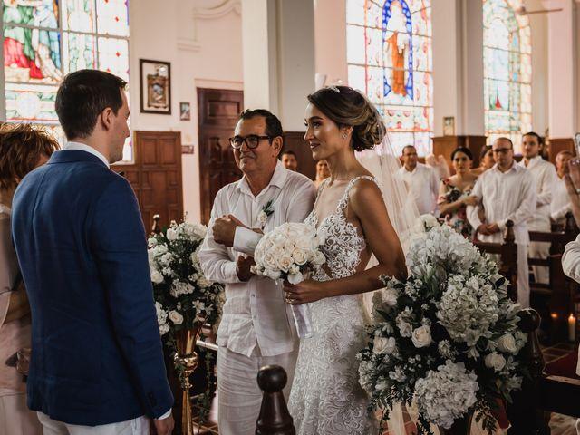 El matrimonio de Daniel y Yuli en Barranquilla, Atlántico 27