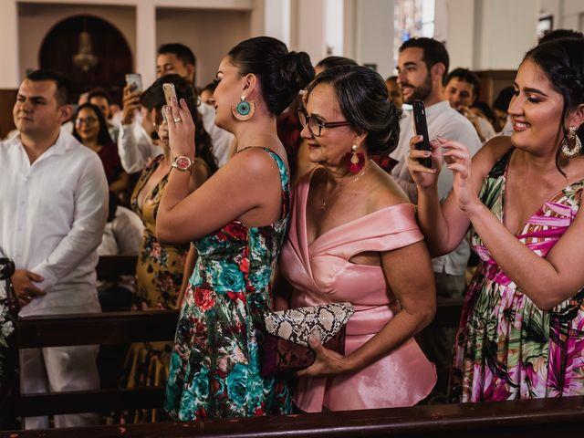 El matrimonio de Daniel y Yuli en Barranquilla, Atlántico 28