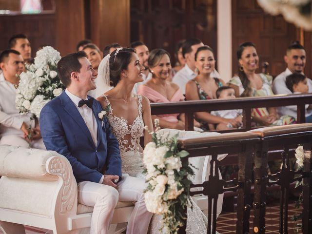 El matrimonio de Daniel y Yuli en Barranquilla, Atlántico 33