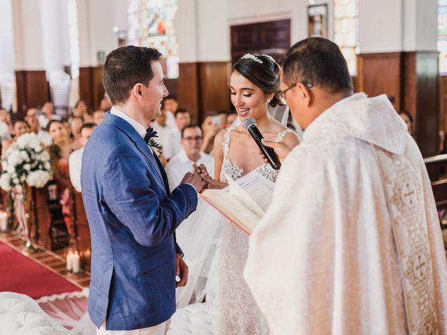 El matrimonio de Daniel y Yuli en Barranquilla, Atlántico 35