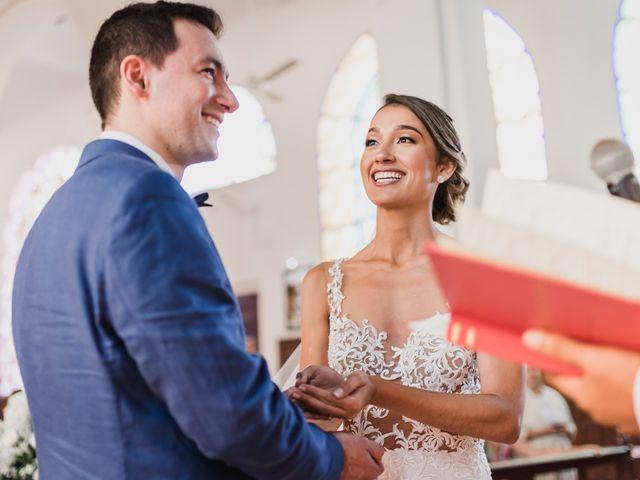 El matrimonio de Daniel y Yuli en Barranquilla, Atlántico 37