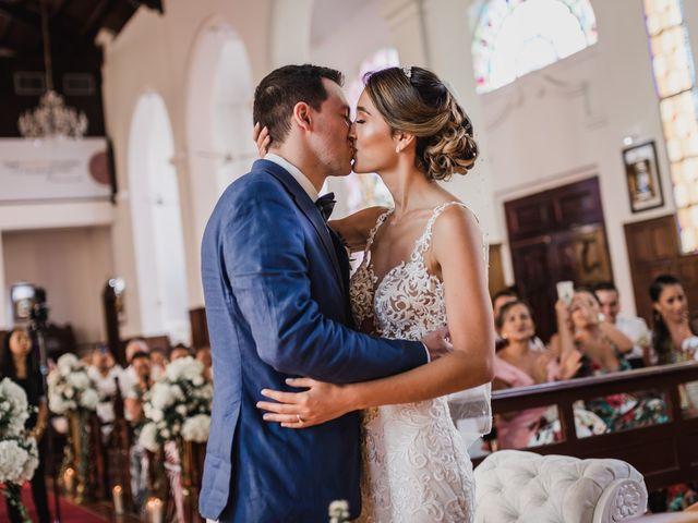 El matrimonio de Daniel y Yuli en Barranquilla, Atlántico 39