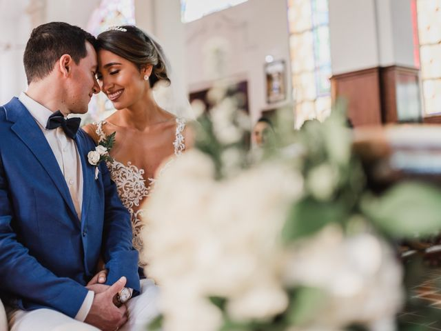 El matrimonio de Daniel y Yuli en Barranquilla, Atlántico 42