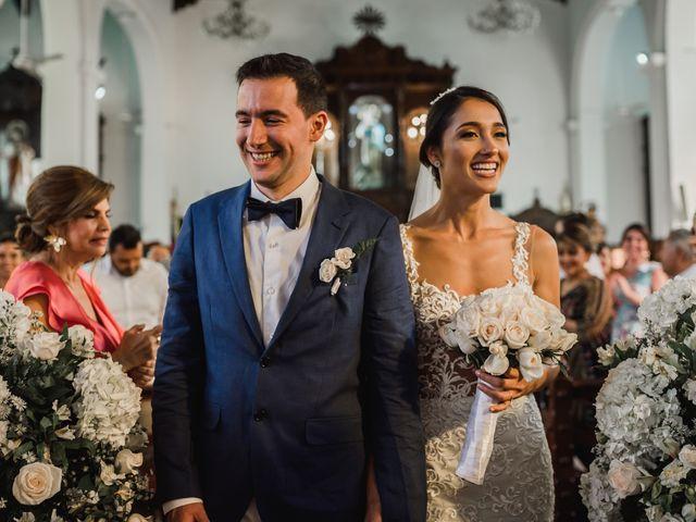 El matrimonio de Daniel y Yuli en Barranquilla, Atlántico 46