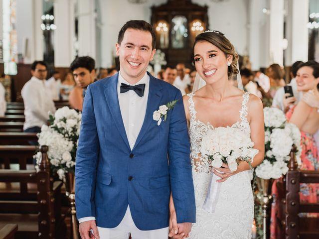 El matrimonio de Yuli y Daniel