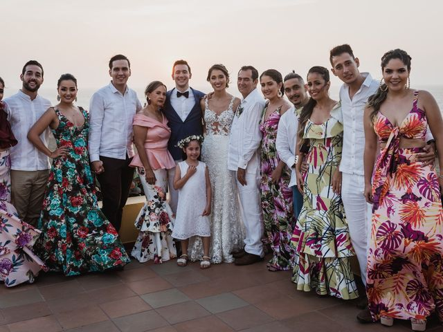El matrimonio de Daniel y Yuli en Barranquilla, Atlántico 79