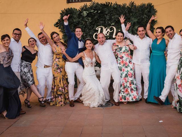 El matrimonio de Daniel y Yuli en Barranquilla, Atlántico 81
