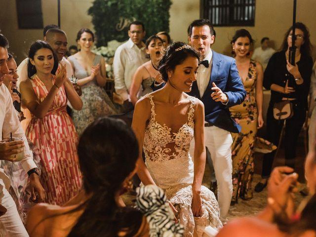 El matrimonio de Daniel y Yuli en Barranquilla, Atlántico 91