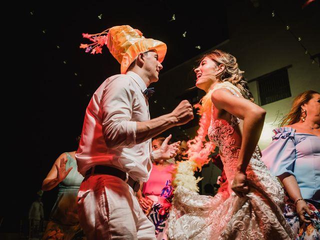 El matrimonio de Daniel y Yuli en Barranquilla, Atlántico 93