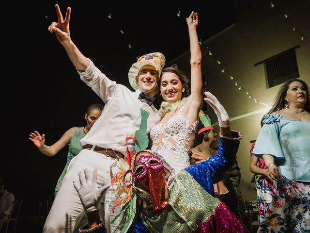 El matrimonio de Daniel y Yuli en Barranquilla, Atlántico 94