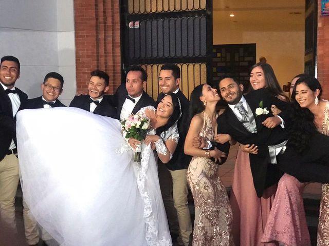 El matrimonio de Jean Paul  y Leidy Lorena  en Bogotá, Bogotá DC 8
