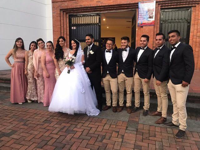 El matrimonio de Jean Paul  y Leidy Lorena  en Bogotá, Bogotá DC 14