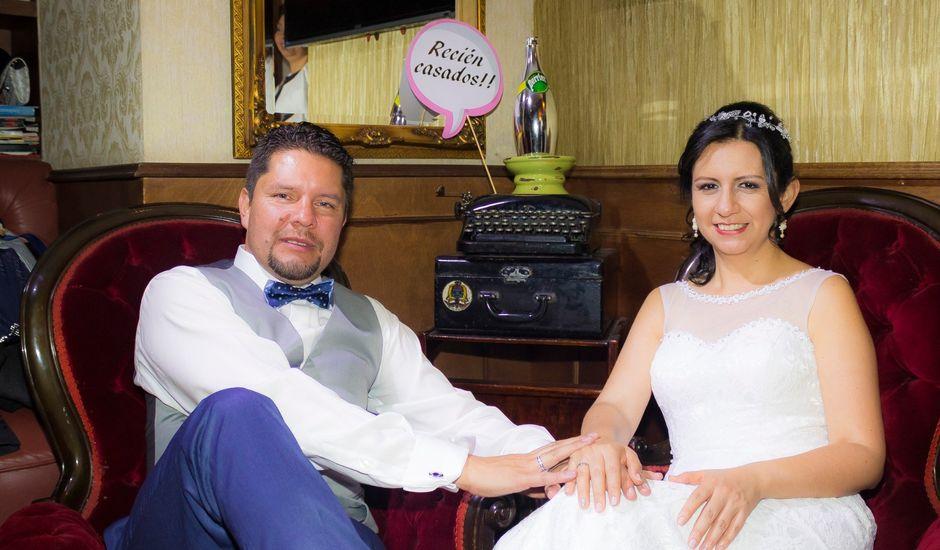 El matrimonio de Eduardo y Silvia en Bogotá, Bogotá DC