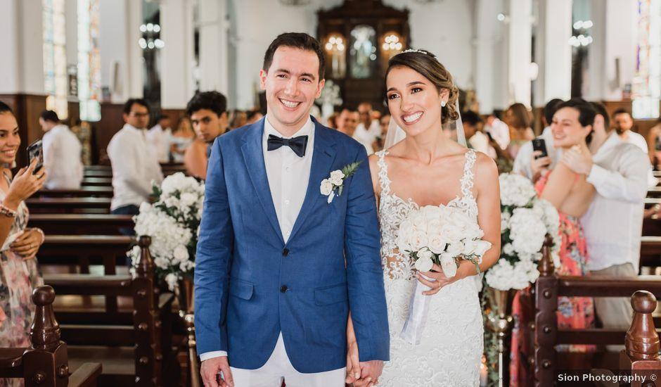 El matrimonio de Daniel y Yuli en Barranquilla, Atlántico