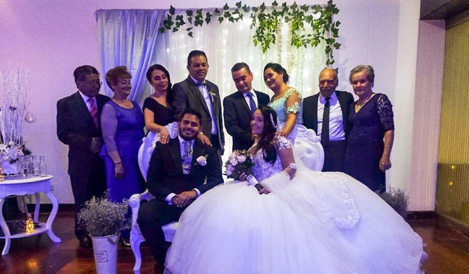 El matrimonio de Jean Paul  y Leidy Lorena  en Bogotá, Bogotá DC