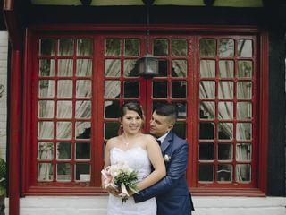 El matrimonio de Lorena y Francisco  1
