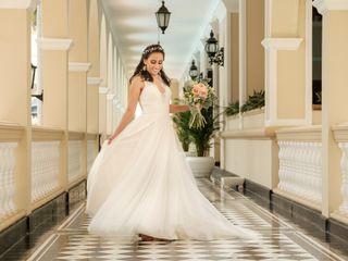 El matrimonio de Cristina y Kieferd 3