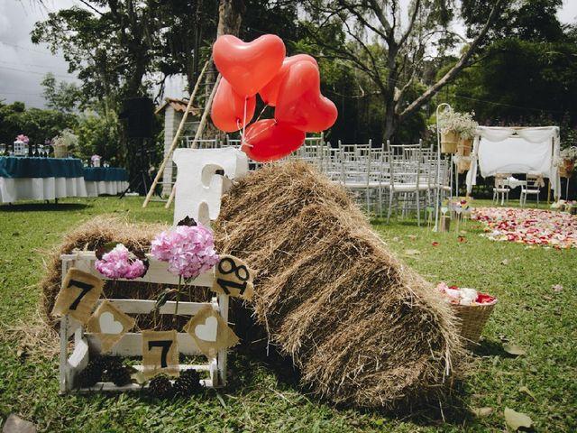 El matrimonio de Francisco  y Lorena en Fusagasugá, Cundinamarca 8