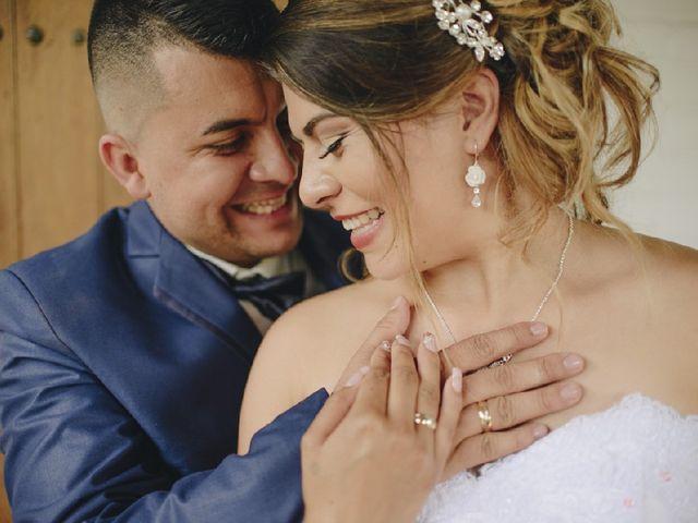 El matrimonio de Lorena y Francisco