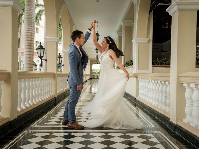 El matrimonio de Cristina y Kieferd