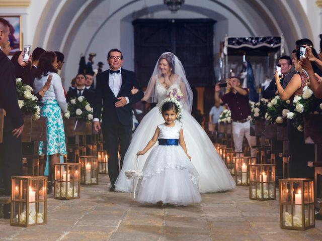 El matrimonio de Jotar y Vicky en Popayán, Cauca 16