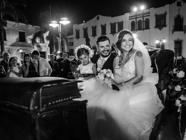 El matrimonio de Vicky y Jotar