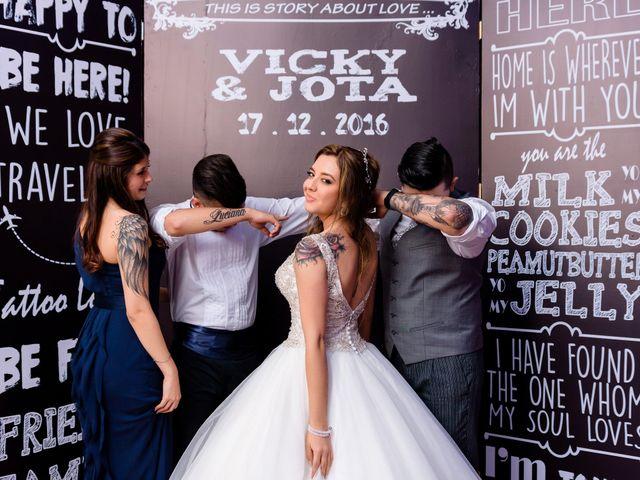 El matrimonio de Jotar y Vicky en Popayán, Cauca 24