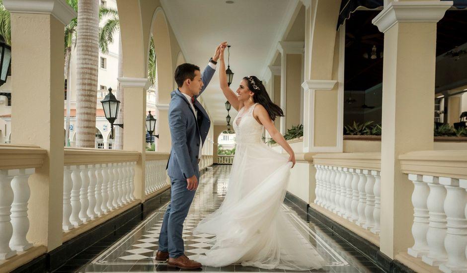 El matrimonio de Kieferd y Cristina en Barranquilla, Atlántico