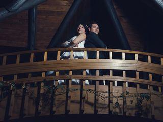 El matrimonio de Wendy y Edwin