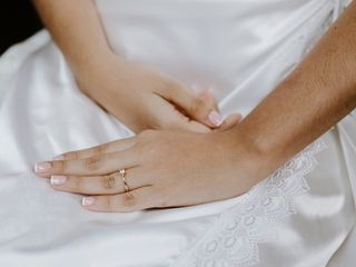El matrimonio de Karen y Javier 1