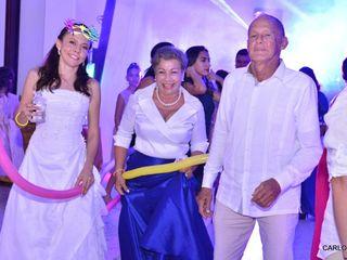 El matrimonio de Elena María  y Miguel Andrés  3