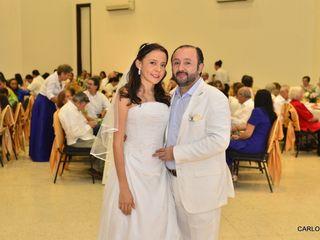 El matrimonio de Elena María  y Miguel Andrés