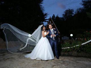 El matrimonio de Nataly y Sergio