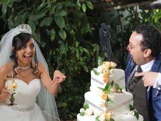 El matrimonio de Nataly y Sergio 3