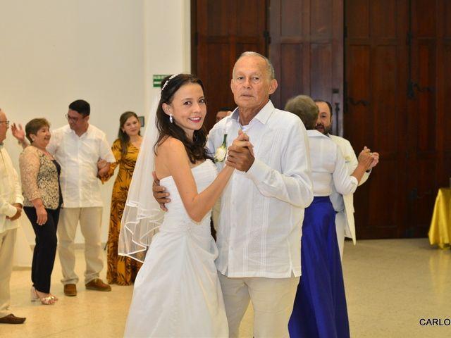 El matrimonio de Miguel Andrés  y Elena María  en Villavicencio, Meta 4