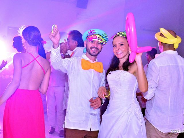 El matrimonio de Miguel Andrés  y Elena María  en Villavicencio, Meta 5