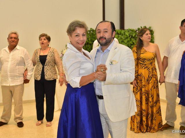 El matrimonio de Miguel Andrés  y Elena María  en Villavicencio, Meta 6