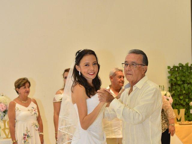 El matrimonio de Miguel Andrés  y Elena María  en Villavicencio, Meta 7