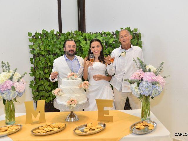 El matrimonio de Miguel Andrés  y Elena María  en Villavicencio, Meta 9