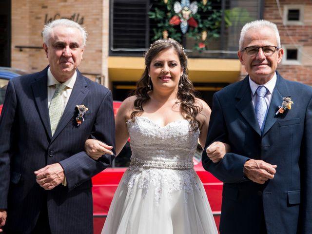 El matrimonio de Juan David y Maria Clara en Medellín, Antioquia 14